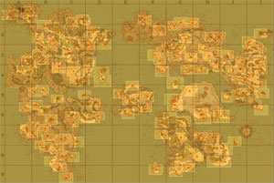 ドラゴンクエスト9 宝の地図